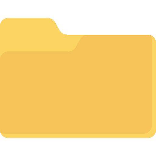 folder icon closed